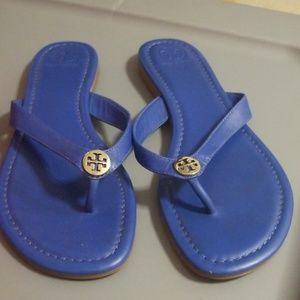 EUC Tory burch sandals